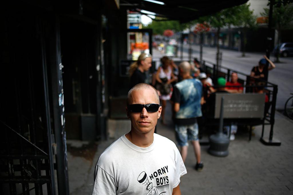 LPRHC Fest juhlitaan kaupungissa, jossa streititkin dokaa – Vesku Hellsten kertoo miksi Lappeenranta on punk-kulttuurin kehto