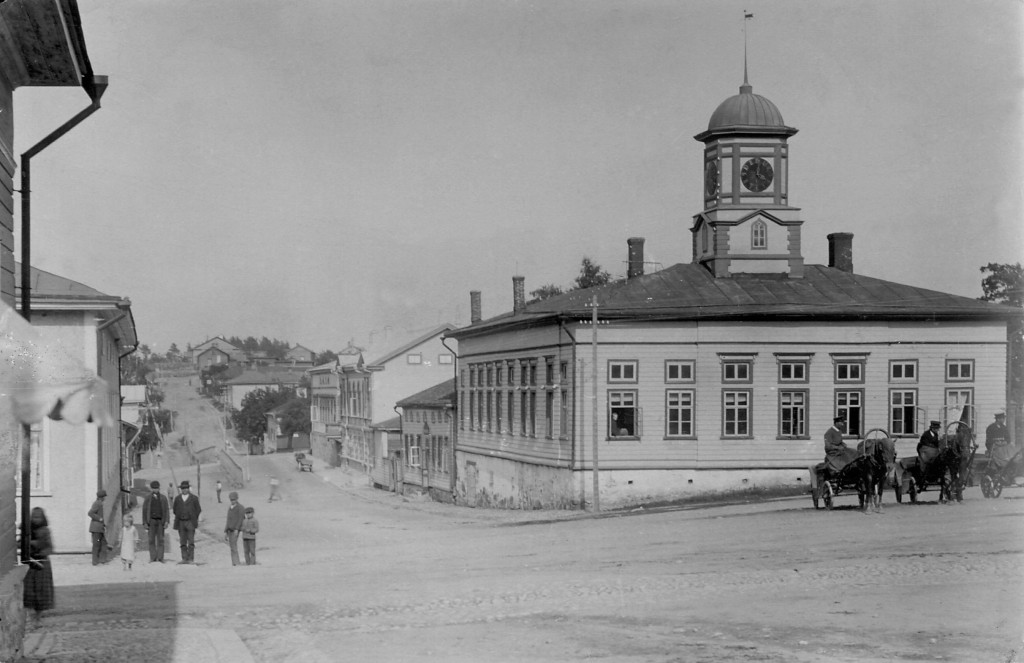 Lappeenranta Old City Hall 1890