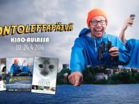 Tervetuloa Hito hyvään luontoleffapäivään Kino-Aulaan! Ohjelmassa Norpanbongausta, Metsän tarina ja Järven tarina