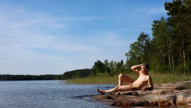Pantteribokserit ja vetystringit ovat Lappeenrannan kuumimmat kesäasut
