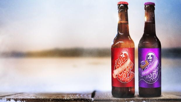 Uudet Norpat uivat Saimaalla: vuorossa Norppa Red Ale ja uudistunut Suklaaporter
