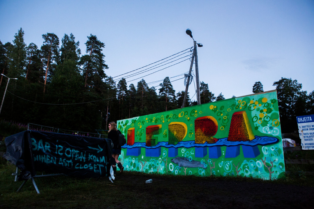 LPRHC Fest on omaleimainen ja lappeenrantalaisesta kulttuuriperinnöstä ponnistava tapahtuma. Kuva: Arttu Muukkonen