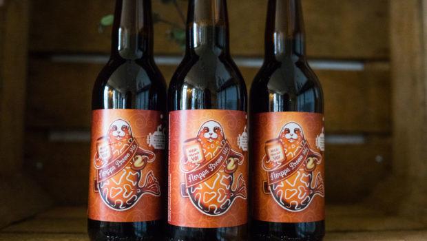 Maapähkinäinen Norppa Brown Ale hehkuu pronssisena nyt kaupoissa ja ravintoloissa!